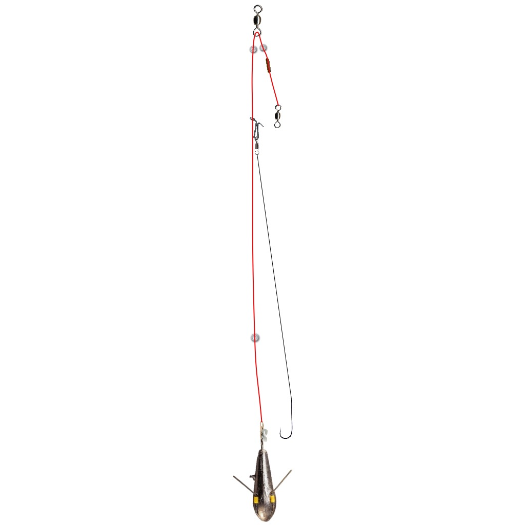 Tronixpro Pulley Pennel Dropper Rig